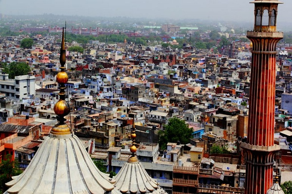 Old Delhi Tour By Car